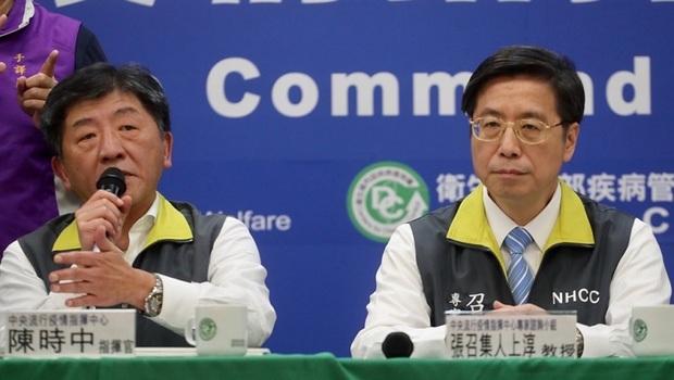 武漢肺炎》台灣再增2例!1位與案39同個插花班,1位為菲律賓境外移入
