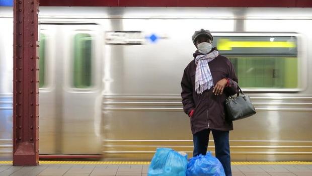 武漢肺炎》紐約州添606死!居家防疫延長至5月中