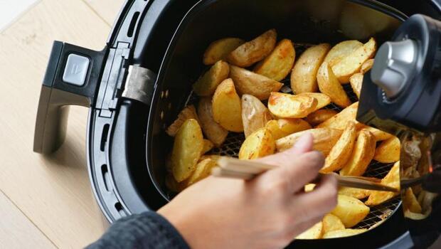 「氣炸鍋」設錯溫度炸薯條恐會致癌?食農專家一次解析:怎麼用氣炸鍋最健康