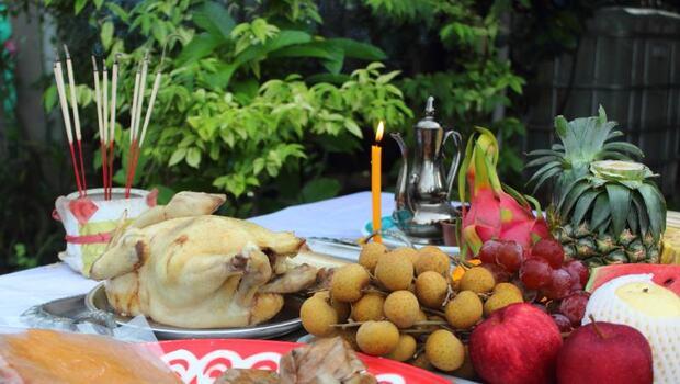 中元普渡到》為什麼「拜拜過的水果」比較容易壞?其實你該買的是「非更年型水果」!