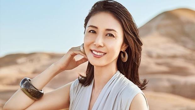 給40歲後的自己!「日劇女王」松嶋菜菜子:工作不需要回應每個人的期待,有餘裕一點地活