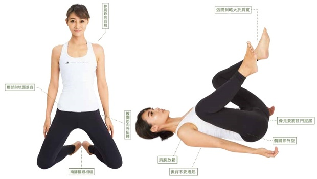 生3個小孩還保有22腰!日美魔女教練的秘訣:這樣躺、這樣坐,2招「縮陰運動」不花一毛錢,擁有易瘦體質
