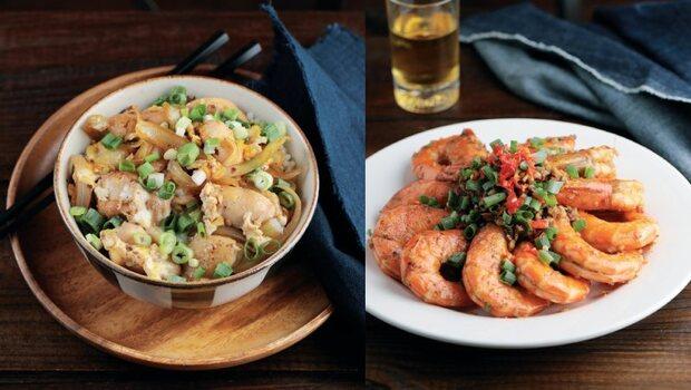 下班運動完,想增肌減脂要怎麼吃?營養師的3道「速成食譜」:蒜味蝦、雞肉丼飯、南瓜薏仁漿