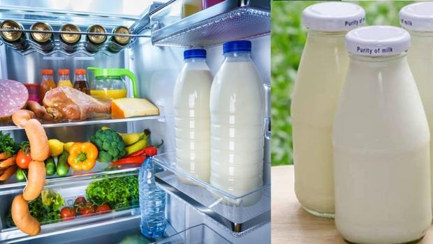 牛奶不是有冰就好!放錯壞更快...營養師傳授「冰箱保存術」:蔬菜、肉、海鮮、蛋,最該放的是...