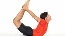 甩掉「脂肪肝」最有效的動作!印度瑜珈冠軍教你:每天3分鐘修復肝臟,肝硬化、肝炎都改善
