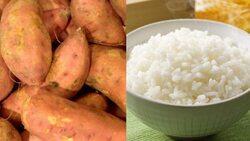 地瓜vs.白飯,誰營養、誰熱量高?營養師的「營養成分PK表」告訴你:別誤會地瓜的吃法了