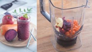 國外超夯「ABC瘦身果汁」早餐前喝,竟可甩內臟脂肪!醫師提醒:打果汁前「煮熟」,可增加營養吸收