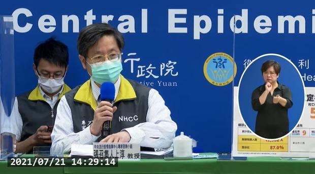 張上淳:擬展開本土小規模研究評估高端疫苗混打