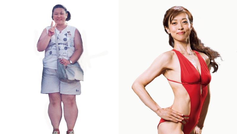 154公分,曾胖到84公斤、體脂超過50%...她甩肉43公斤的「減醣」7法則
