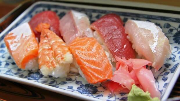 「壽司」是減肥好幫手!握壽司比散壽司熱量低,搭配「這個」吃助瘦身