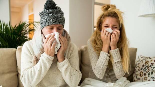體溫下降1度,免疫力降30%!暖暖包溫熱「這5穴道」,提高免疫力,預防感冒