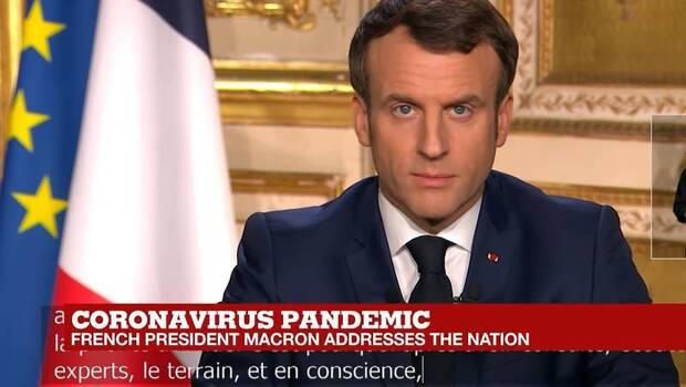 武漢肺炎》法國宣布限制人民行動!在外移動需攜帶個人聲明