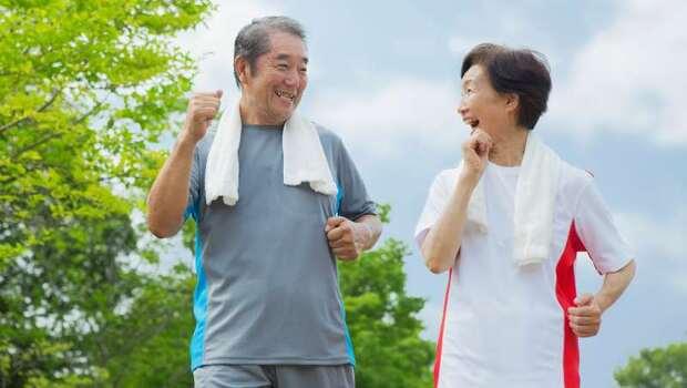 看圖就懂》你不是老,是不會走路!日本名醫教你:「這樣走」1步就有6步效果,最輕鬆的全身運動