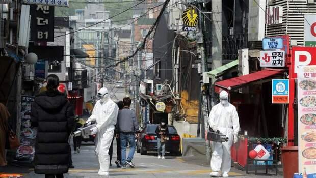 武漢肺炎》韓國夜店群聚數千顧客失聯!首爾防疫遇難關