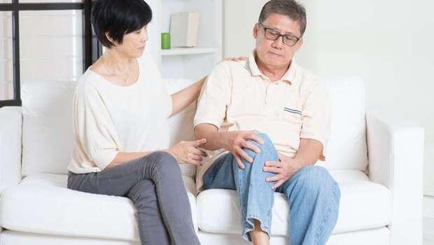 看小腿就知道是否罹患「肌少症」!骨科名醫戴大為教你:2招「居家自我檢測法」
