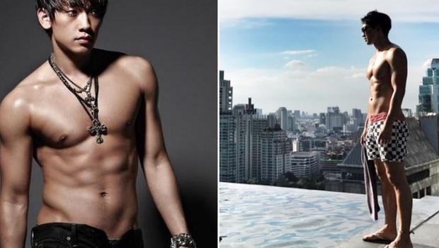 有影片》韓國天王Rain教你「這運動」做10分鐘,等於慢跑1小時!3個月瘦10公斤,明星運動菜單全公開
