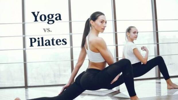 瑜珈 vs. 皮拉提斯,減肥運動該怎麼挑?塑造完美身形,先看這篇才不會錯!