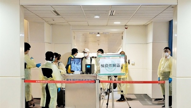 武漢肺炎》台灣15日增2境外移入!孟加拉工作返台確診