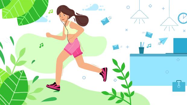 最好的休息其實是跑馬拉松、操爆身體?神經學家解答:甩開疲憊的關鍵是「這個」