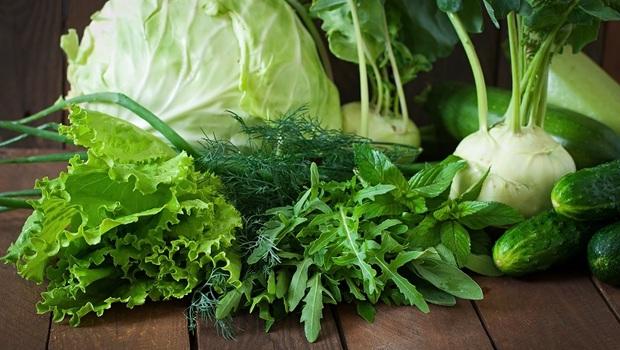 疫情期間,譚敦慈公開自己在家「這樣吃」!「一綠一白飲食法」快學起來