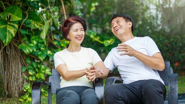 做回朋友、性別中性化、允許對方做自己,丁菱娟:熟年婚姻最舒服的三種狀態