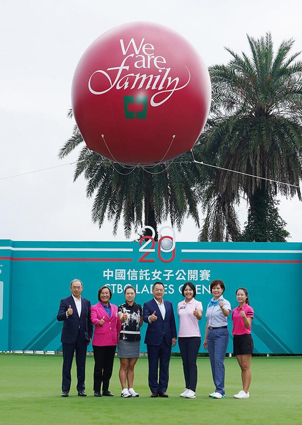 領先美日韓開放入場 「2020中國信託女子公開賽」開打