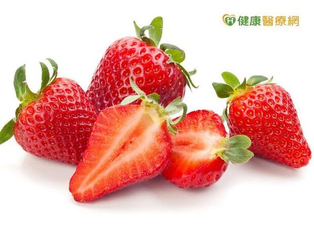 草莓益心助消化! 但這幾類人要少食