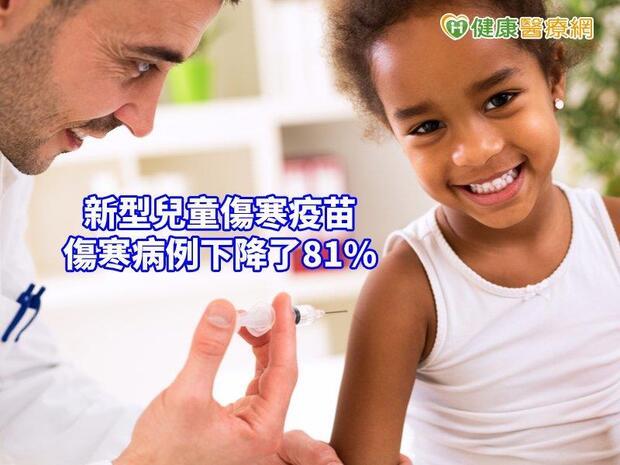 新型兒童傷寒疫苗 宣戰抗藥性傷寒
