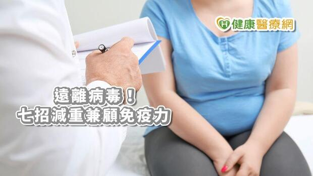 新冠肺炎遇上肥胖易重症! 醫曝七招減重兼顧免疫力