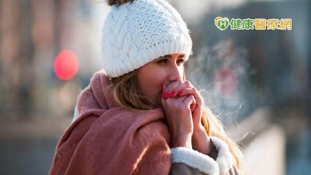 天氣轉冷,氣喘、背痛... 心臟病「非典型」徵兆須特別留意