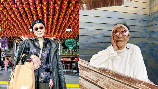 90歲拍賓士、三星廣告!台灣潮嬤林莊月里:你喜歡做的事,幾歲發現都不晚